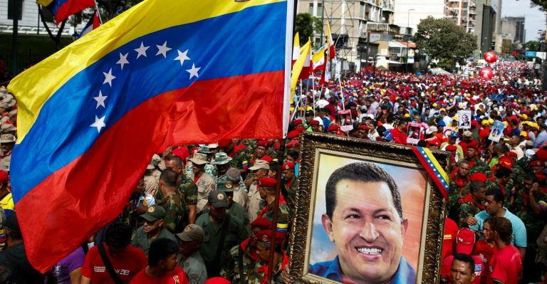 The Revolution Will Not Be Televised, Chavez, The Coup
