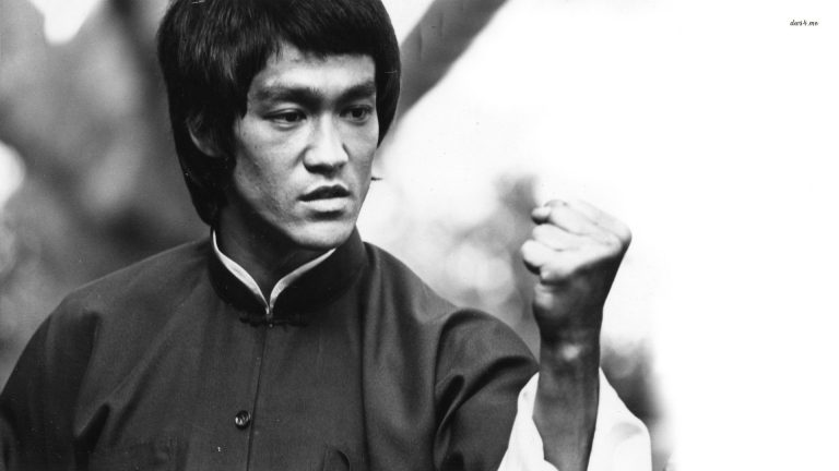 Bruce Lee: A Warrior's Journey