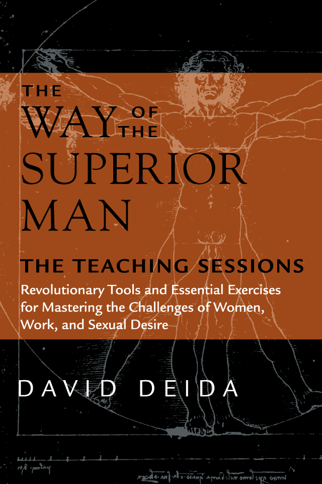David deida the way of the superior man audiobook