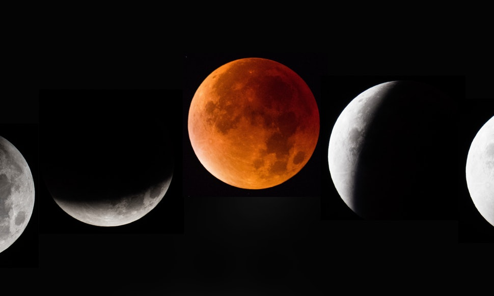 blood moon eclipse meditation - photo #17