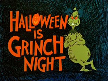 """Prequel to """"How the Grinch Stole Christmas"""""""