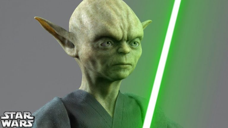 How Yoda Became a Jedi [FULL STORY]