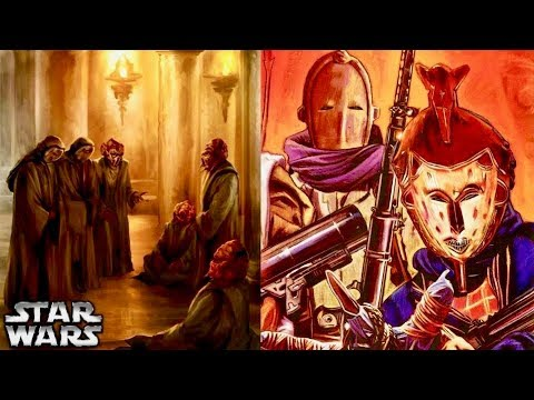 8 Light Side Orders That Competed With and Rivaled the Jedi Order