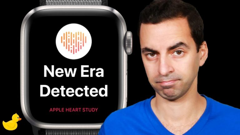 Cardiologist Explains Why The Apple Heart Study Changes EVERYTHING
