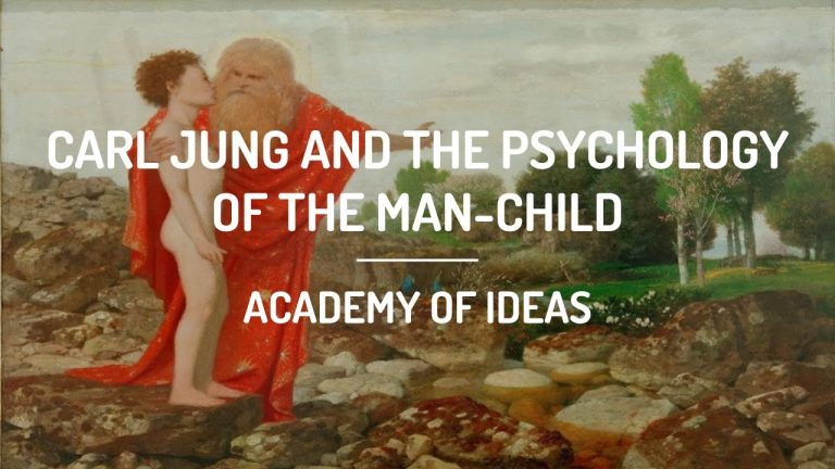 Carl Jung and the Psychology of the Man-Child