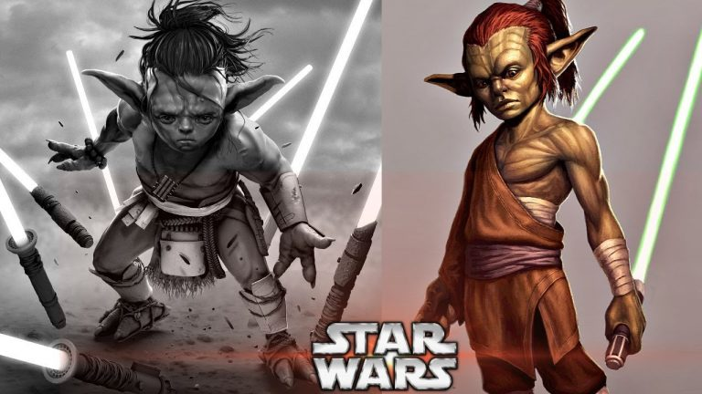 The Rare and Dangerous Lightsaber Form Yoda's Species Used