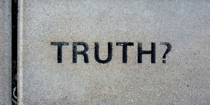 The Truth of Who and What You Are…