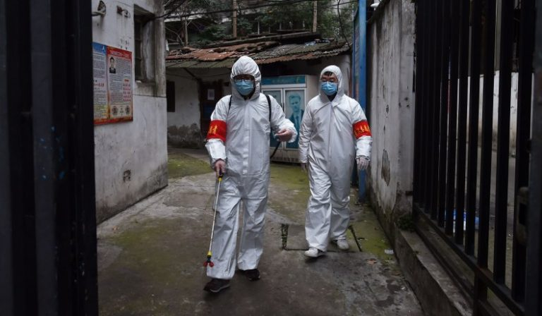 Wuhan (Got you all infected)