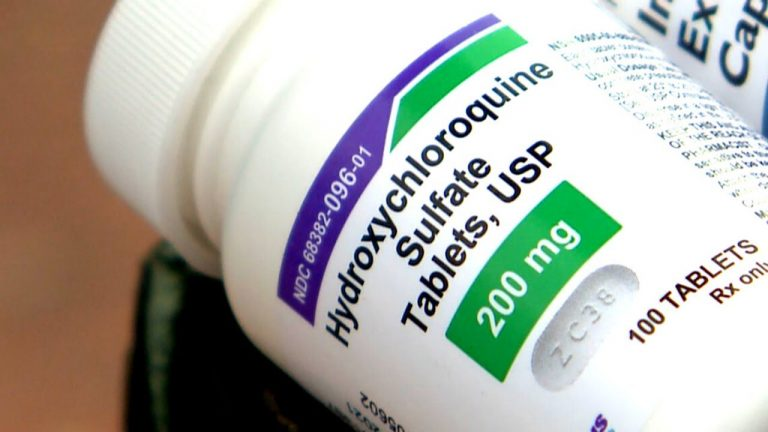 What (Hydroxy)chloroquine Does To The Body