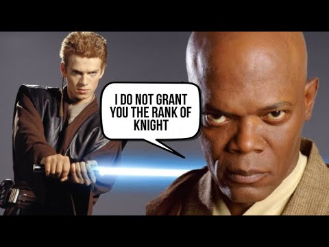 How Mace Windu Knew NOT to Trust Anakin From Day One