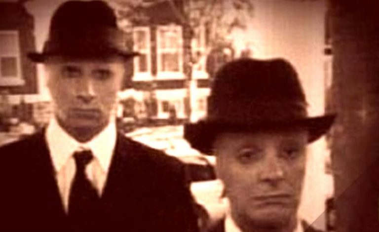 Real life men in black enter hotel asking questions after UFO reporting MUST SEE!