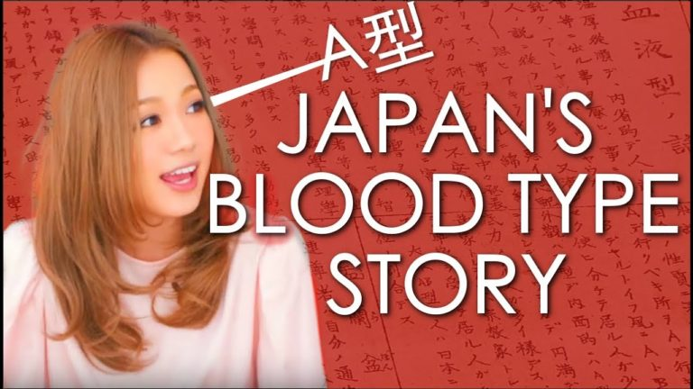 Why does Japan care so much about Blood Types?