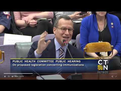 Public Health Committee Public Hearing (Full video) Extremely important video – Aluminum = Danger