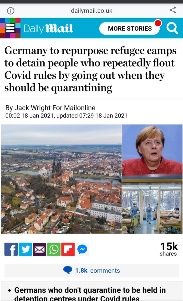 If Germany is ok with it…
