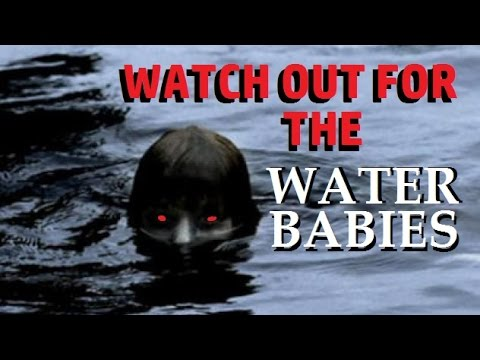Water Baby Legend in Pyramid Lake